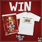 Giveaway – Win a Dave Made a Maze Blu-ray, T-Shirt and Prop – NOW CLOSED