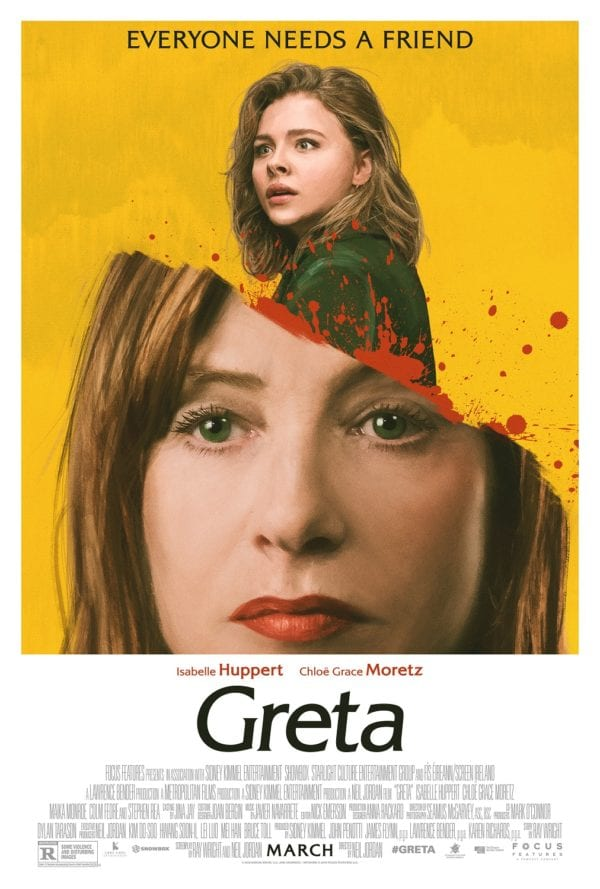 Movie Review – Greta (2019)