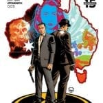 Preview of James Bond 007 #3