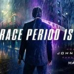 New poster and banner for John Wick: Chapter 3 – Parabellum