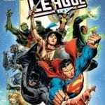 Comic Book Review – Justice League Vol. 1: The Totality