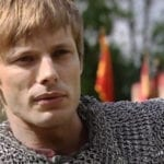 Merlin's Bradley James set to lead Netflix's World War II series The Liberator