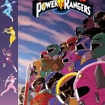 Preview of Mighty Morphin Power Rangers #35