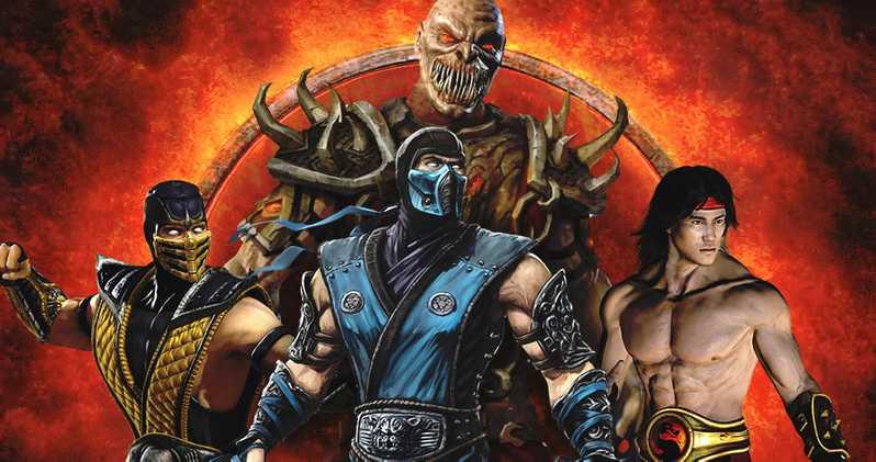 Rumour Mortal Kombat Animated Movie In Development At Warner Bros