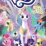 Preview of My Little Pony: IDW 20/20