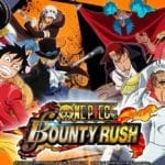 One Piece Bounty Rush arrives on mobile