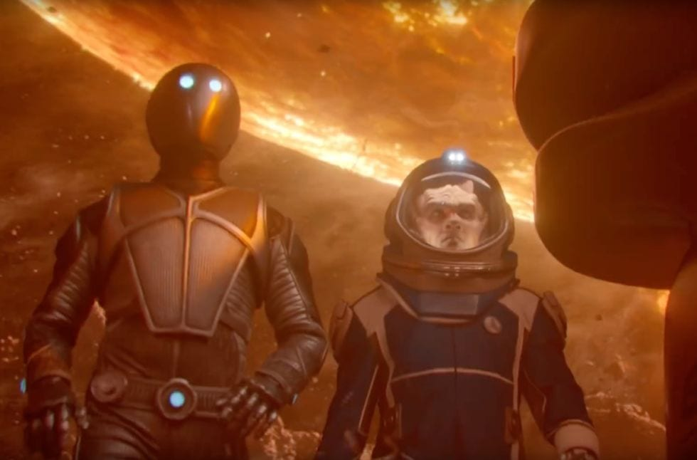 The Orville Season 2 Episode 2 Review Primal Urges