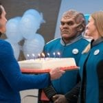 The Orville Season 2 Episode 5 Review – 'All The World Is Birthday Cake'