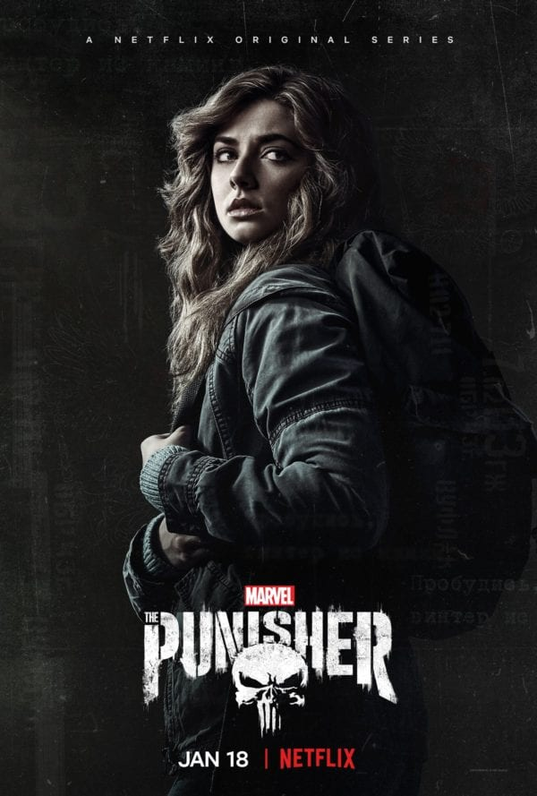 The Punisher Season 2 Posters Images And Synopsis Released