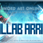 Sword Art Online Collab begins on Puzzle and Dragons