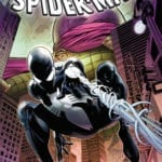 The black costume returns in Symbiote Spider-Man limited series