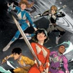 Preview of Saban's Go Go Power Rangers #16