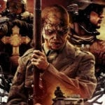 Trailer, poster and images for horror Soldier of War