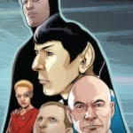Preview of Star Trek: The Q Conflict #1