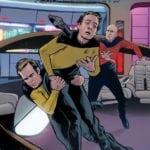Preview of Star Trek: The Next Generation: Terra Incognita #6