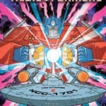 Preview of Star Trek vs. Transformers #4