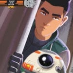 Preview of Star Wars Adventures #17