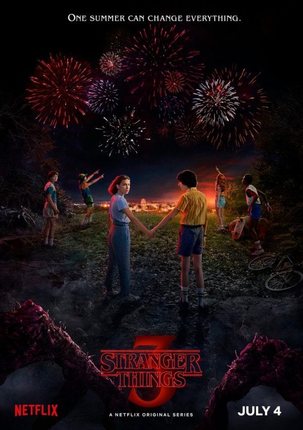 Stranger Things season 3 gets a poster and premiere date
