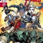 Suicide Squad ends with issue #50, check out a preview here