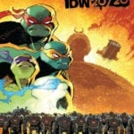 Comic Book Review – Teenage Mutant Ninja Turtles: IDW 20/20