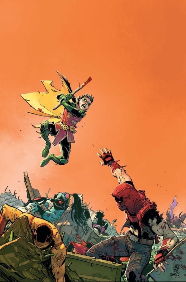 Preview of Teen Titans Annual #1