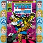 The Fantasticast #316 – Marvel Two-in-One #55 – Giants In The Earth
