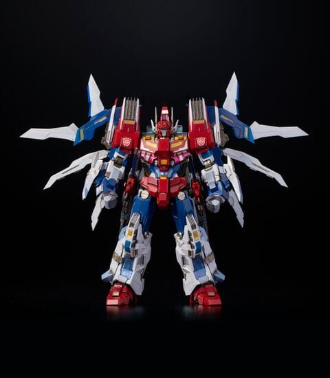 Flame Toys Star Saber And Bumblebee Transformers Collectibles