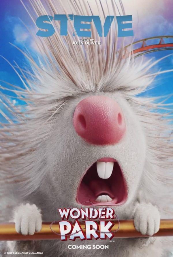 Wonder Park gets six c... Mila Kunis