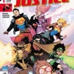 Preview of DC's Young Justice #1