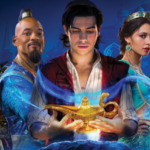 Disney's Aladdin gets a new banner featuring Aladdin, Jasmine, Genie, Jafar and Dalia