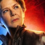 It looks like Annette Bening's Captain Marvel character has been revealed