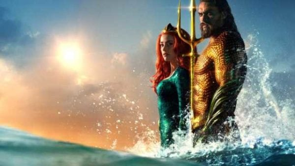 'Aquaman' now has the biggest box office of the DCEU movies
