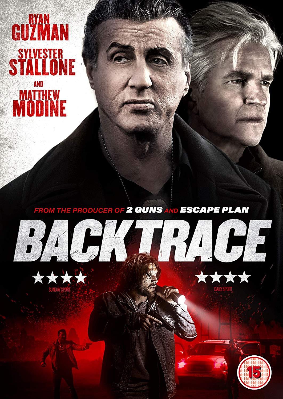 Backtrace (2018) Hindi ORG Dual Audio 250MB BluRay 480p ESubs Download
