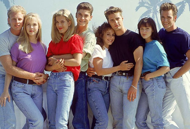 Beverly Hills, 90210 reboot is actually a mockumentary ...
