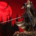 Castlevania: Symphony of the Night's Alucard statue revealed by Gantaku Anime