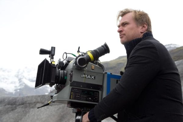 Christopher Nolan's Tenet reportedly has $225 million budget