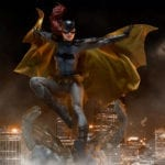 Batgirl gets a Premium Format Figure from Sideshow
