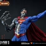 Cyborg Superman gets a 1:3 scale collectible statue from Prime 1 Studio