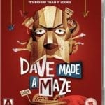 Blu-ray Review – Dave Made a Maze (2017)