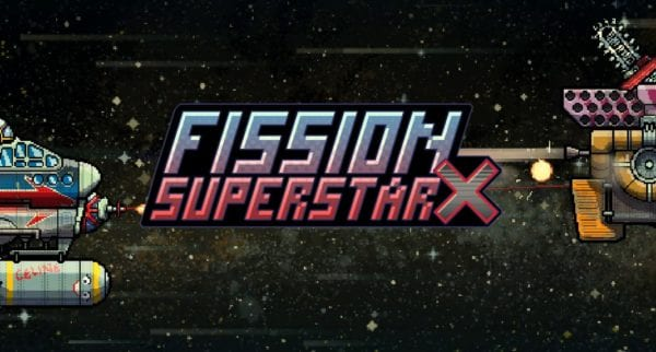 Space rogue-lite Fission Superstar X coming this May