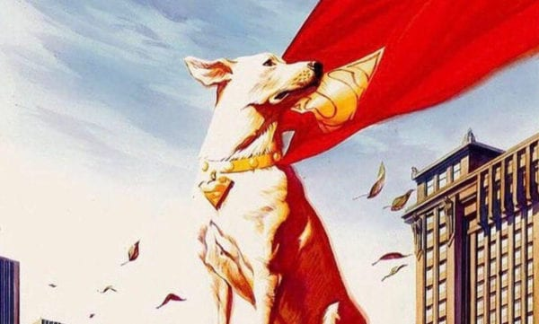 Warner Bros. sets DC Super Pets movie for release in May 2021