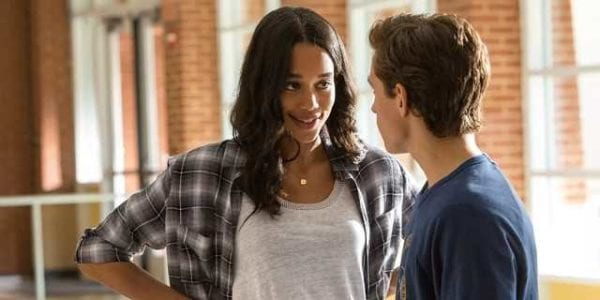 laura-harrier-tom-holland-spider-man-homecoming-600x300