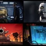 Tim Miller and David Fincher team with Netflix for Love, Death & Robots