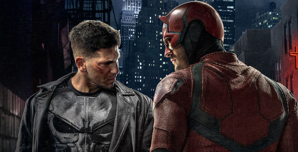 The Punisher Showrunner Wants Daredevil And Kingpin In