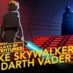 Luke and Vader's Empire duel gets the Star Wars: Galaxy of Adventures treatment