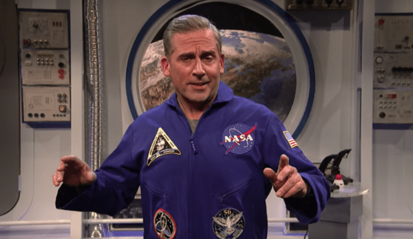 Steve Carell to star in Netflix comedy based on Trump's Space Force