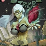 Angel Lynch debuts in extended Zombie Tramp #57 preview