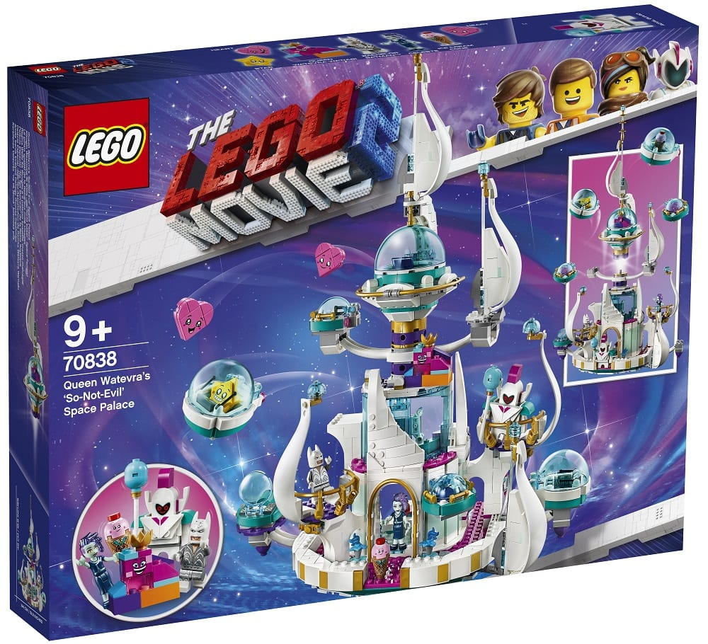 Lego Unveils Three New The Lego Movie 2 The Second Part Tie In Sets
