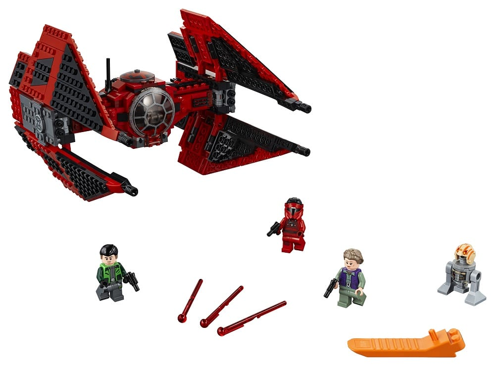 Six New Lego Star Wars Sets Revealed At Toy Fair