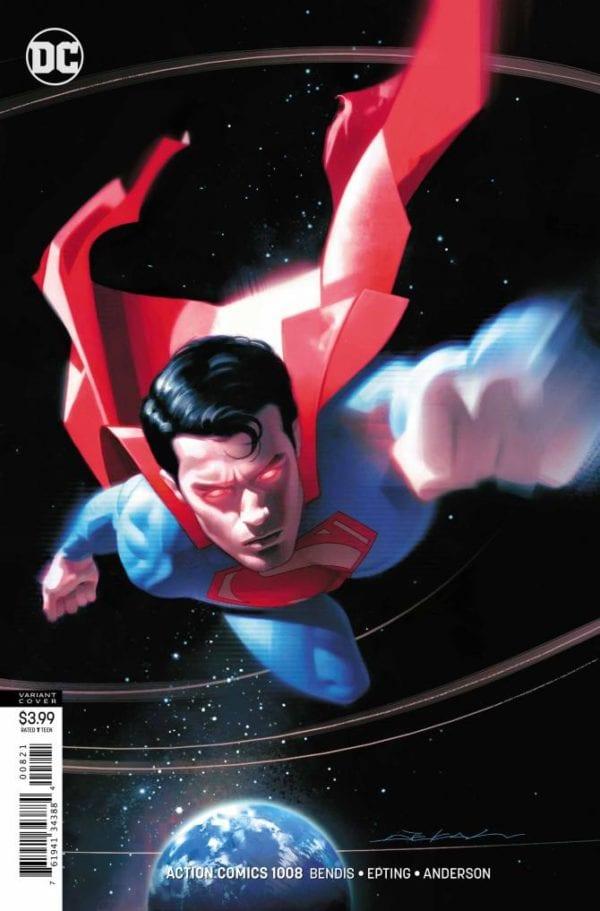 Comic Book Preview – Action Comics #1008